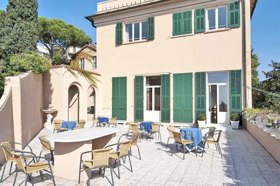 Casa di Riposo Villa Marta di Betania la terrazza
