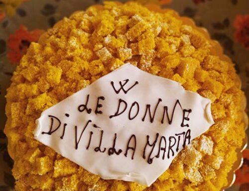 Festa della Donna a Villa Marta